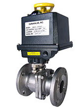 DuraValve Electric Actuated Assemblies
